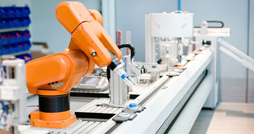 HepcoMotion - Industry Solutions | Automation
