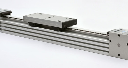 HepcoMotion - DLS V Guide-based Linear Actuator 01