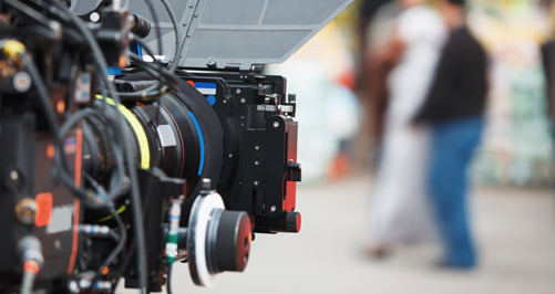 HepcoMotion - Industry Solutions | Film and Television
