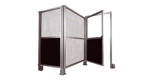 HepcoMotion - Machine Fencing System (MFS)
